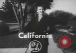 Image of models California United States USA, 1950, second 3 stock footage video 65675058617