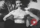Image of models California United States USA, 1950, second 9 stock footage video 65675058617