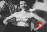 Image of models California United States USA, 1950, second 10 stock footage video 65675058617