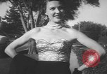 Image of models California United States USA, 1950, second 11 stock footage video 65675058617