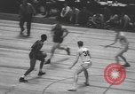 Image of basketball game New York United States USA, 1950, second 6 stock footage video 65675058618