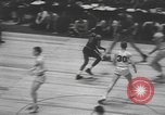 Image of basketball game New York United States USA, 1950, second 7 stock footage video 65675058618