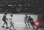 Image of basketball game New York United States USA, 1950, second 9 stock footage video 65675058618
