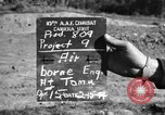 Image of United States 900th Airborne Engineers Tamu Burma, 1944, second 2 stock footage video 65675058619