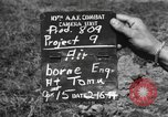 Image of United States 900th Airborne Engineers Tamu Burma, 1944, second 1 stock footage video 65675058621