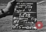 Image of United States 900th Airborne Engineers Tamu Burma, 1944, second 4 stock footage video 65675058623