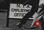 Image of National Youth Administration Puerto Rico, 1941, second 4 stock footage video 65675058626