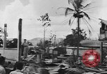 Image of Calimano theater fire Guayama Puerto Rico, 1941, second 4 stock footage video 65675058633