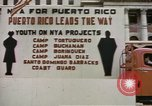 Image of National Youth Administration Puerto Rico, 1941, second 10 stock footage video 65675058644