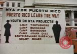 Image of National Youth Administration Puerto Rico, 1941, second 11 stock footage video 65675058644