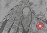 Image of epicenter Hiroshima Japan, 1945, second 6 stock footage video 65675058647