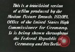 Image of Europe scenes of destruction after WW2 Nuremberg Germany, 1946, second 9 stock footage video 65675058651