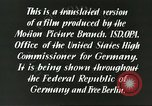 Image of Europe scenes of destruction after WW2 Nuremberg Germany, 1946, second 10 stock footage video 65675058651