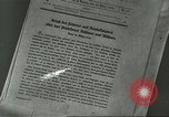 Image of Nazi expansion Nuremberg Germany, 1946, second 4 stock footage video 65675058657