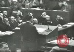 Image of Hartly W Shawcross Nuremberg Germany, 1946, second 5 stock footage video 65675058658