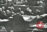 Image of Hartly W Shawcross Nuremberg Germany, 1946, second 6 stock footage video 65675058658