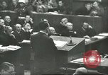 Image of Hartly W Shawcross Nuremberg Germany, 1946, second 7 stock footage video 65675058658