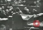 Image of Hartly W Shawcross Nuremberg Germany, 1946, second 8 stock footage video 65675058658