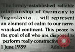 Image of Adolf Hitler Europe, 1940, second 4 stock footage video 65675058663
