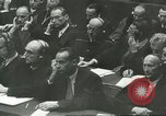Image of Nazi leaders Nuremberg Germany, 1946, second 5 stock footage video 65675058669