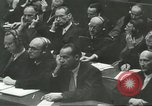 Image of Nazi leaders Nuremberg Germany, 1946, second 6 stock footage video 65675058669
