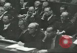 Image of Nazi leaders Nuremberg Germany, 1946, second 9 stock footage video 65675058669