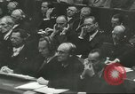 Image of Nazi leaders Nuremberg Germany, 1946, second 10 stock footage video 65675058669