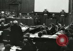 Image of Nazi leaders Nuremberg Germany, 1946, second 5 stock footage video 65675058670