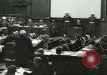 Image of Nazi leaders Nuremberg Germany, 1946, second 6 stock footage video 65675058670