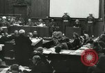 Image of Nazi leaders Nuremberg Germany, 1946, second 7 stock footage video 65675058670