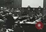 Image of Nazi leaders Nuremberg Germany, 1946, second 11 stock footage video 65675058670