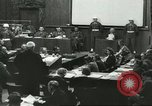 Image of Nazi leaders Nuremberg Germany, 1946, second 12 stock footage video 65675058670