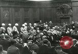 Image of Nuremberg trial concludes Nuremberg Germany, 1946, second 6 stock footage video 65675058673
