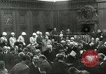 Image of Nuremberg trial concludes Nuremberg Germany, 1946, second 7 stock footage video 65675058673