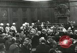 Image of Nuremberg trial concludes Nuremberg Germany, 1946, second 8 stock footage video 65675058673