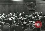 Image of Nuremberg trial concludes Nuremberg Germany, 1946, second 10 stock footage video 65675058673