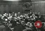 Image of Nuremberg trial concludes Nuremberg Germany, 1946, second 11 stock footage video 65675058673