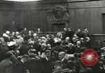 Image of Nuremberg trial concludes Nuremberg Germany, 1946, second 12 stock footage video 65675058673