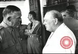 Image of Winston Churchill North Africa, 1943, second 5 stock footage video 65675058675