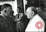 Image of Winston Churchill North Africa, 1943, second 6 stock footage video 65675058675