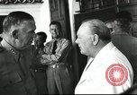 Image of Winston Churchill North Africa, 1943, second 7 stock footage video 65675058675