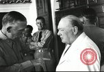 Image of Winston Churchill North Africa, 1943, second 8 stock footage video 65675058675