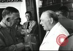 Image of Winston Churchill North Africa, 1943, second 9 stock footage video 65675058675