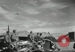Image of damaged aircraft North Africa, 1943, second 6 stock footage video 65675058679