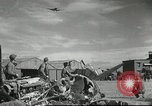 Image of damaged aircraft North Africa, 1943, second 9 stock footage video 65675058679