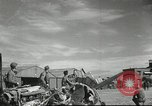 Image of damaged aircraft North Africa, 1943, second 11 stock footage video 65675058679