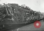 Image of Red Cross train North Africa, 1943, second 10 stock footage video 65675058681
