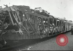 Image of Red Cross train North Africa, 1943, second 11 stock footage video 65675058681