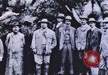 Image of forest fire United States USA, 1910, second 4 stock footage video 65675058684