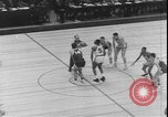 Image of basketball game between City College and BYU New York United States USA, 1950, second 5 stock footage video 65675058712